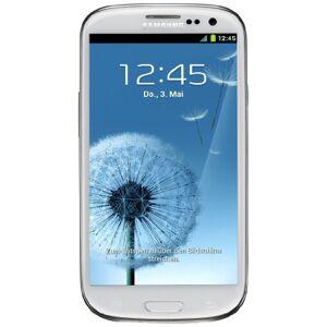Samsung Galaxy S III smartphone (12,2cm/4,8 inch), super-AMOLED-touchscreen, camera met 8 megapixel, Android OS, 16 GB/DE-artikel, 16 gb
