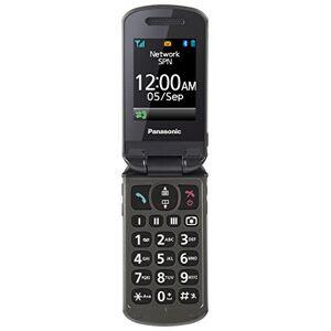 Panasonic KX-tu339exbe senioren mobiele telefoon, zwart