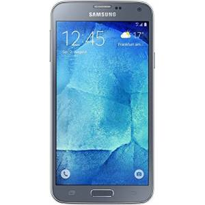 Samsung Galaxy S5 neo Smartphone (touchscreen 5,1 inch (12,9 cm), geheugen 16 GB, Android 5.1) zilver