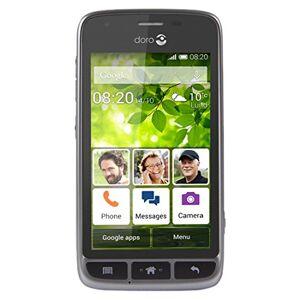 """7322460067052 Doro Liberto 820Mini–3G smartphone (4"""" Touchscreen, 5MP camera, GPS, Bluetooth 4.0, Wifi, Android 4.4)"""