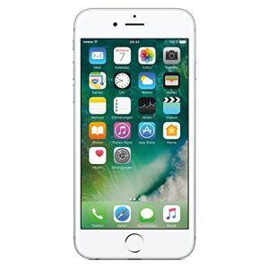 Apple iPhone 6s Smartphone, 11,9 cm /4,7 inch display, 128 GB intern geheugen, IOS, zilver