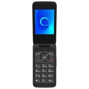 Alcatel 3025X-2BALWE1 30.25, mobiele telefoon, 256 MB metallic zilver