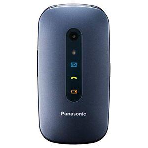 Panasonic Kx-tu456exce Blue Easy Phone Clamshell 2.4