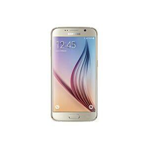 Samsung Galaxy S6 Smartphone, simlockvrij, Android, scherm 13 cm (5,1 inch), camera 16 MP, 32 GB, Quad Core 2,1 GHz, 3 GB RAM 32 GB goud