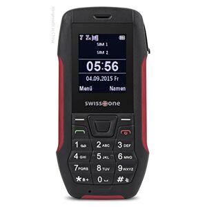 SWISSTONE SX567 Rood Dual SIM Outdoor IP56 1.3MP Ka, rood