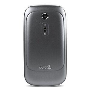 "Doro PhoneEasy 6520 2.8"" 108g Graphite, White mobiele telefoon"