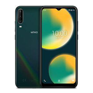WIKO VIEW4 Smartphone, 5000 mAh accu, 6,52 inch (16,5 cm), drievoudige camera, 64 GB + 3 GB, dual-SIM, Android 10