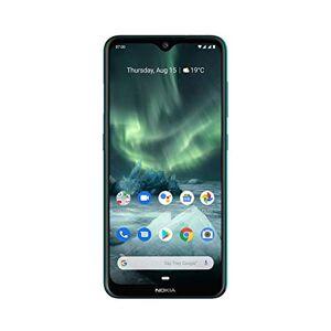 Nokia 7.2 Smartphone - Duitse goederen (16cm (6,3 inch), 64 GB intern geheugen, 4 GB RAM, Dual-SIM, LTE)