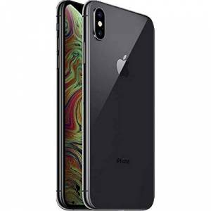 Apple iPhone XS Max Dual eSIM 256 GB grijs SIM Free
