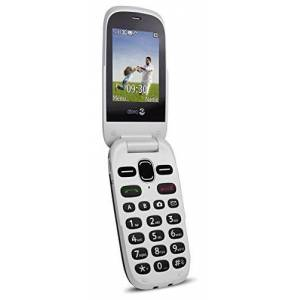 Doro PhoneEasy 631Elegant klappdesign grotastenhandy (2Megapixel camera)