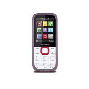 Beafon C140_EU001BR mobiele telefoon (Dual SIM, TFT kleurendisplay, QVGA camera, Bluetooth,