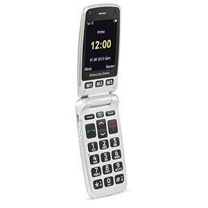 Doro Primo 413 by Doro mobiele telefoon met grote toetsen met tafellaadstation