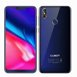Cubot P20 64GB mobiele telefoon, blauw