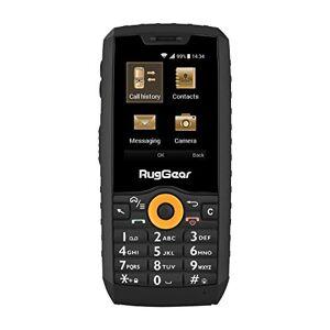 RugGear 2018, Mobiele telefoon voor outdooractiviteiten, compact, waterdicht en schokbestendig