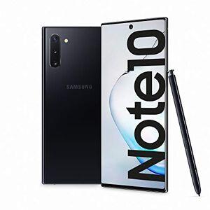 Samsung SM-N970F/DS White 256 GB Andere Europese versie P-DE, Italiaanse versie, 256 GB, zwart