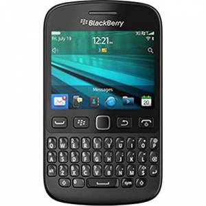 BlackBerry Bold 9720smartphone Zwart QWERTZ toetsenbord 7,1centimeter 2,8inch TFT Display 5Megapixel camera Bluetooth WLAN USB