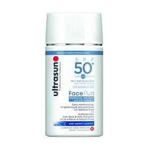 ultrasun Face Fluid Bright.& Anti-poll. spf50+ 40ml