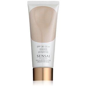 SENSAI Kanebo Sensai Silky Brons Cellular Protective Cream voor Body SPF 30 bruiningscrme, 150 ml