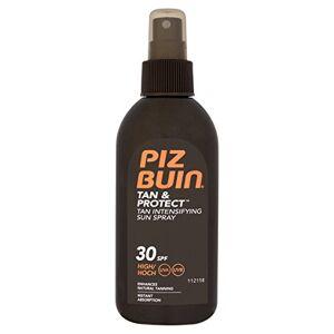 piz buin TAN en Protect intensify spray spf30, per stuk Pack (1x 150ml)