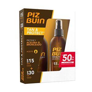 Piz Buin Pak Piz Buin Tan & Protect AcSeite Spray Spf 15 + Spf 30