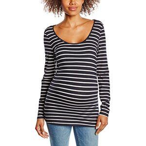 noppies Dames lange mouwen shirt thee Round Neck LS Lely yd - 44 (Maat van de fabrikant: XXL)