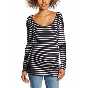 noppies Dames lange mouwen shirt thee Round Neck LS Lely yd - 36 (fabrieksmaat: S)