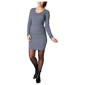 noppies Dames umstandskleid Dress LS Emma aop - 36 (fabrieksmaat: S)