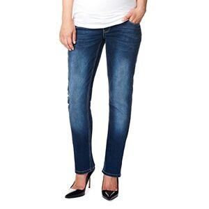 Noppies Jeans OTB comfort Mena zwangerschapsjeans voor dames, blauw, maat 36 (Fabrieksmaat: 29)
