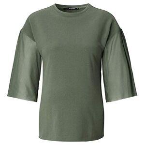 Supermom dames Tee Ss Mesh Umstands-T-Shirt (Tee Ss Mesh) - groen (Army), maat: s