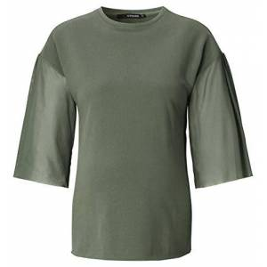 Supermom dames Tee Ss Mesh Umstands-T-Shirt (Tee Ss Mesh) - groen (Army), maat: s