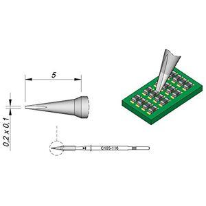 jbc c105116soldeer--/entlötspitze voor Nano