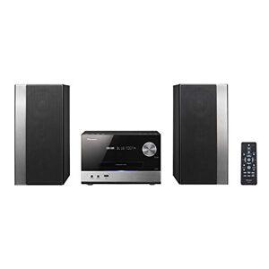 Pioneer X-pm32power CD-Micro Systeem (2x 60watt, Bluetooth Ingebouwd, USB, Wireless streaming App) Zwart