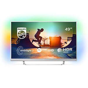 Philips PUS6482/12 TV 49 inch zilver