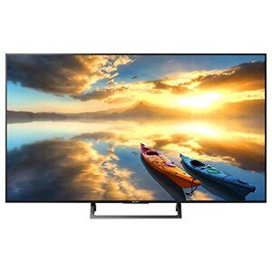 Sony Bravia KD43XE7005BAEP Televisietoestel, 108cm (43inch), 4K Ultra HD, 4K High Dynamic Range, HD Triple Tuner, Smart-TV, X-Reality Pro, USB opnamefunctie 43 inch zwart