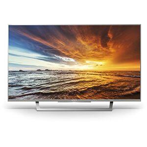 KDL32WD757SAEP Sony KDL-32WD755 TV, 80cm (Full HD, Smart-TV, X-Reality Pro, HD Triple Tuner, USB opnamefunctie) 32 inch zilver