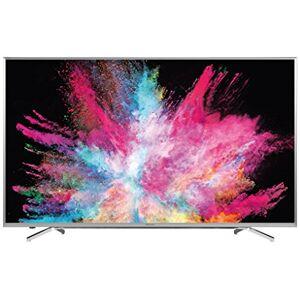 Hisense LED TV UHD 55 inch zilver