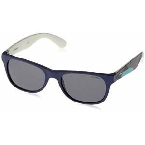 Polaroid junior t6dy2 Blauw Camouflage p0300e wayfarer sunglasses polarised Lens categorie 3