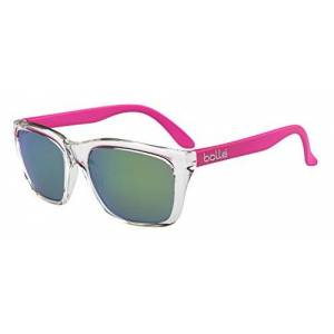 bollé 527zonnebril Unisex, One Size, roze, volwassenen