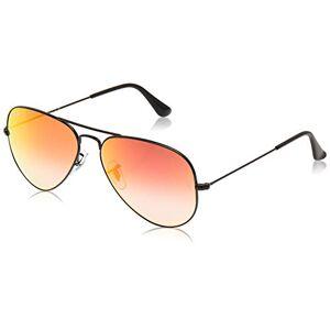 Ray-Ban 3025 Zonnebril, Aviator zonnebril, model: 3025, de glazen zijn 55 mm breed - rechthoekig 58 mm