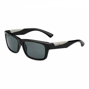 bollé zonnebril Jude, shiny Black, m, 11830