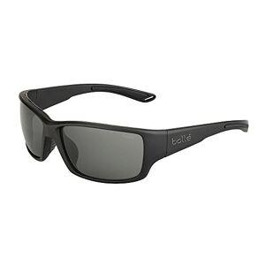 bollé Heren zonnebril de kayman voor ¼ R Sport en Outdoor-aktivitã ¤ ten-budget (MT. M), zwart, m
