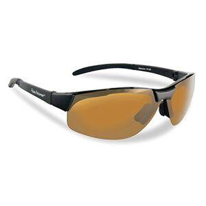 Flying Fisherman Maverick Polarized Sunglasses (mat zwart frame, heren, One-size