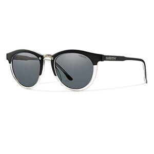 SMITH Questa Ronde zonnebril voor heren (Questa Ee Fwv 50) - zwart, maat: One-size