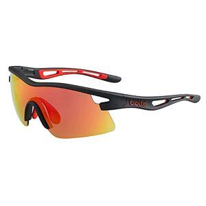bollé Vortex zonnebril, mat, zwart, M/L