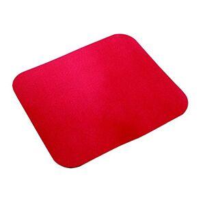 LogiLink ID0128 - Muismat 220 x 250 x 3 mm voor alle soorten muis (kogel, optisch, laser) met sterk hechtende onderkant voor optimale grip, kleur: Rood