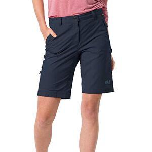 Jack Wolfskin, Shorts voor dames, Activate Track Shorts Women, blauw, 36