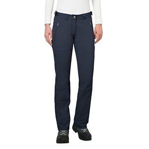 Vaude Farley Stretch Pants II broek voor dames, blauw, l