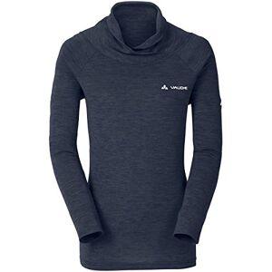 Vaude Altiplano Ls T-shirt voor dames, blauw, 46