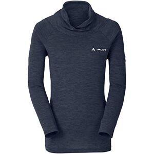 Vaude Altiplano Ls T-shirt voor dames, blauw, 38