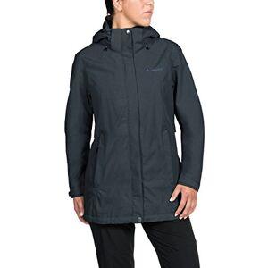 VAUDE Dames Women 's skomer jacket jas, blauw, 42